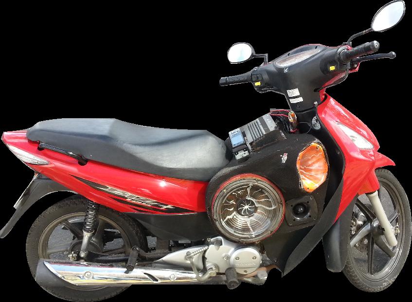 Som Moto Biz Aluguel de Moto Som em