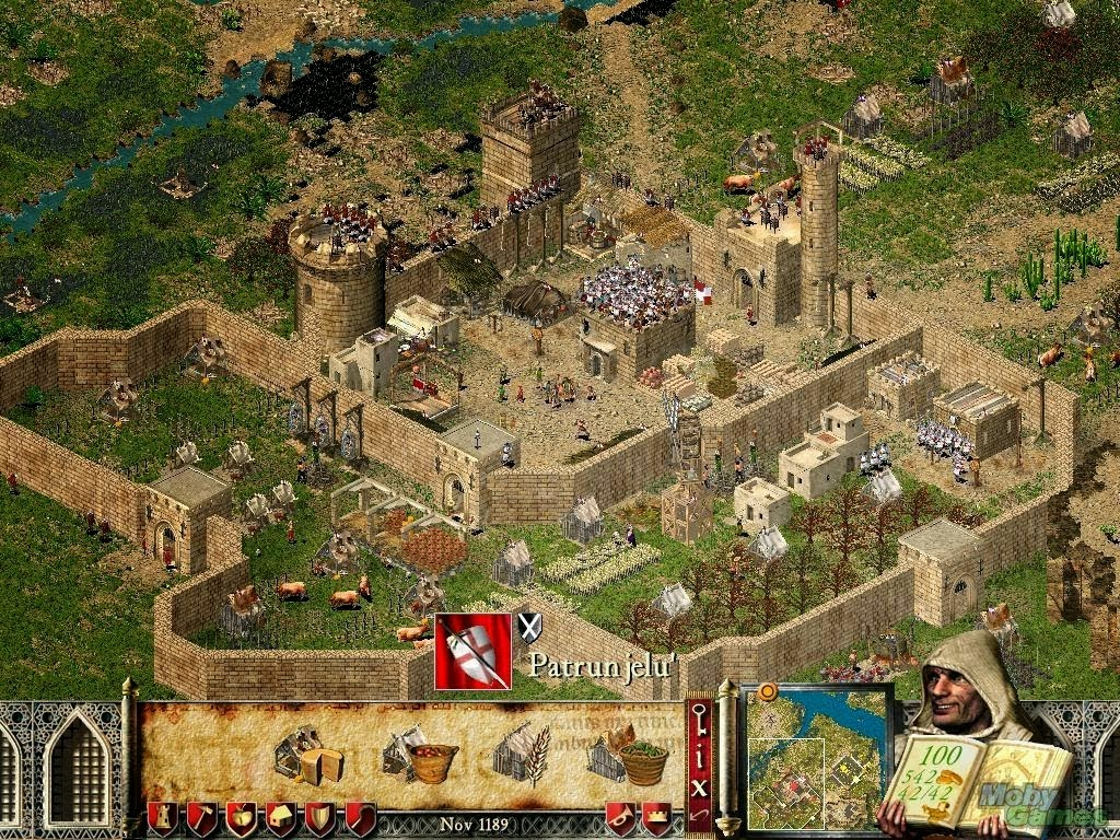 Stronghold Crusader Extreme HD Free Download PC Game