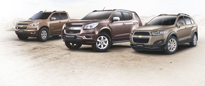 Chevrolet Power Offers 2015