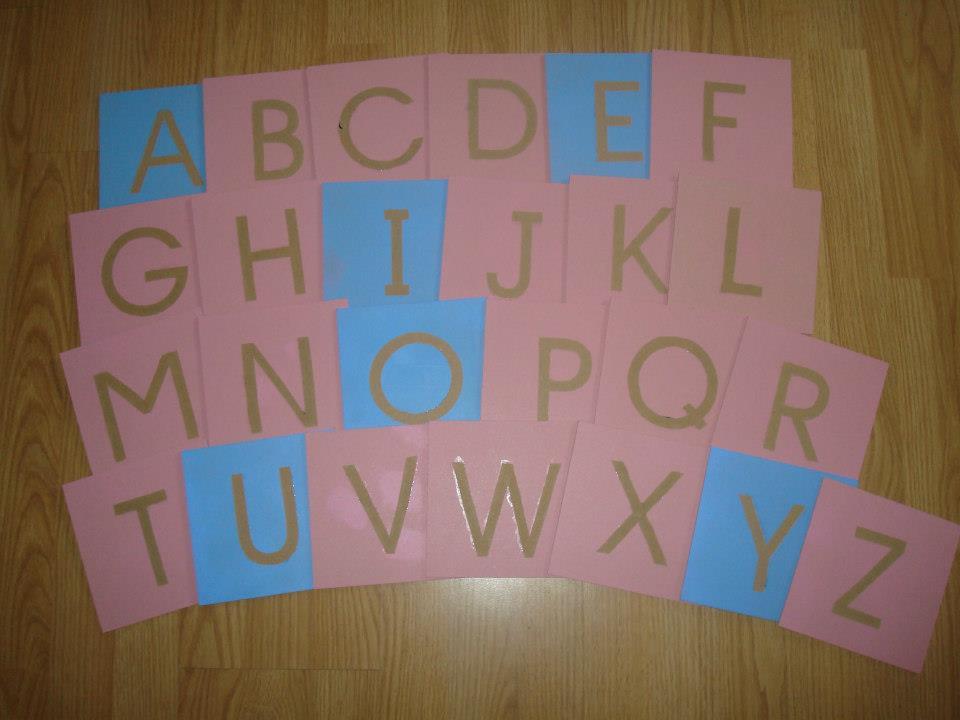 Hervorragend Fabrication des lettres et chiffres rugueux ~ La petite vie d  SO54