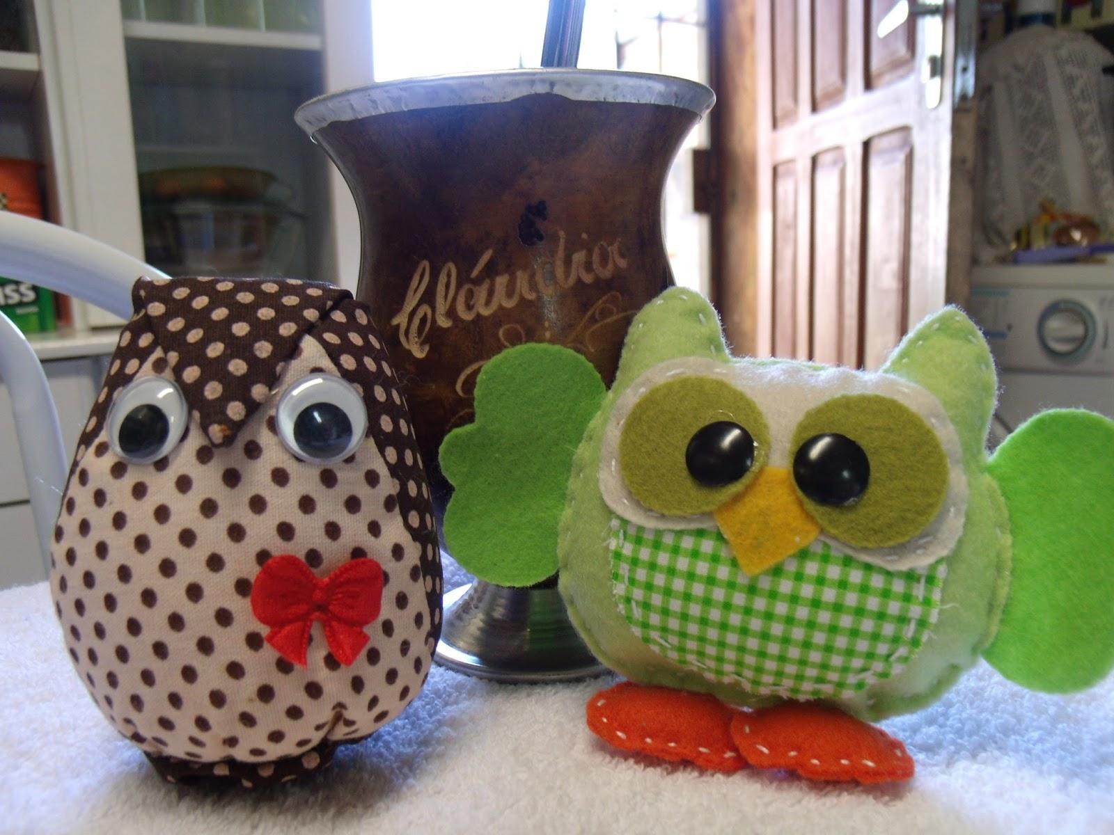 Adesivo Tema Festa Junina ~ Artesanato da Claudinha Sugestões de corujinhas para fazer seu Móbile,Peso de folha ou uma