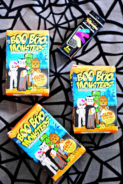 Boo Boo Monster Bandages
