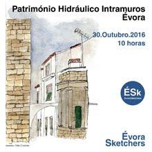 Encontro 42 | Património Hidráulico Intramuros, Évora