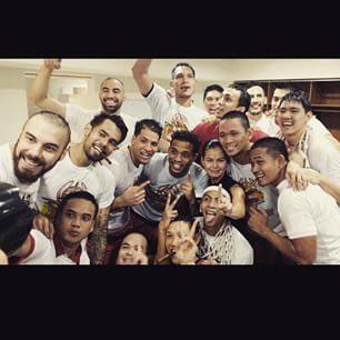 PBA Philippine Cup 2015 Champions