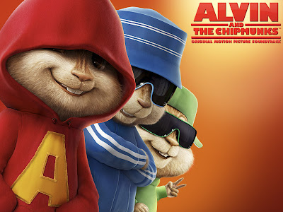 Alvin (The Chipmunk) Wallpapers