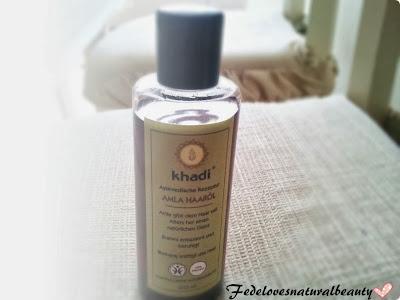 Khadi: olio di amla