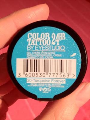 Novinka u nás: Maybelline Color Tattoo