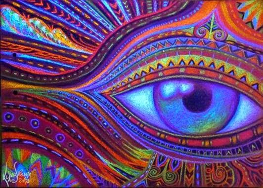 a visão