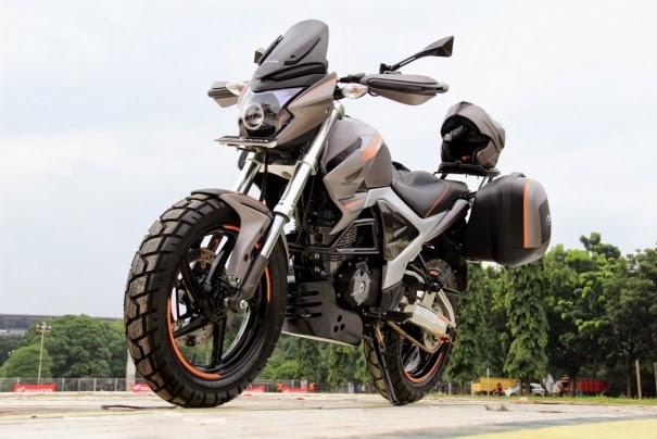 Harga Motor New Honda MegaPro FI