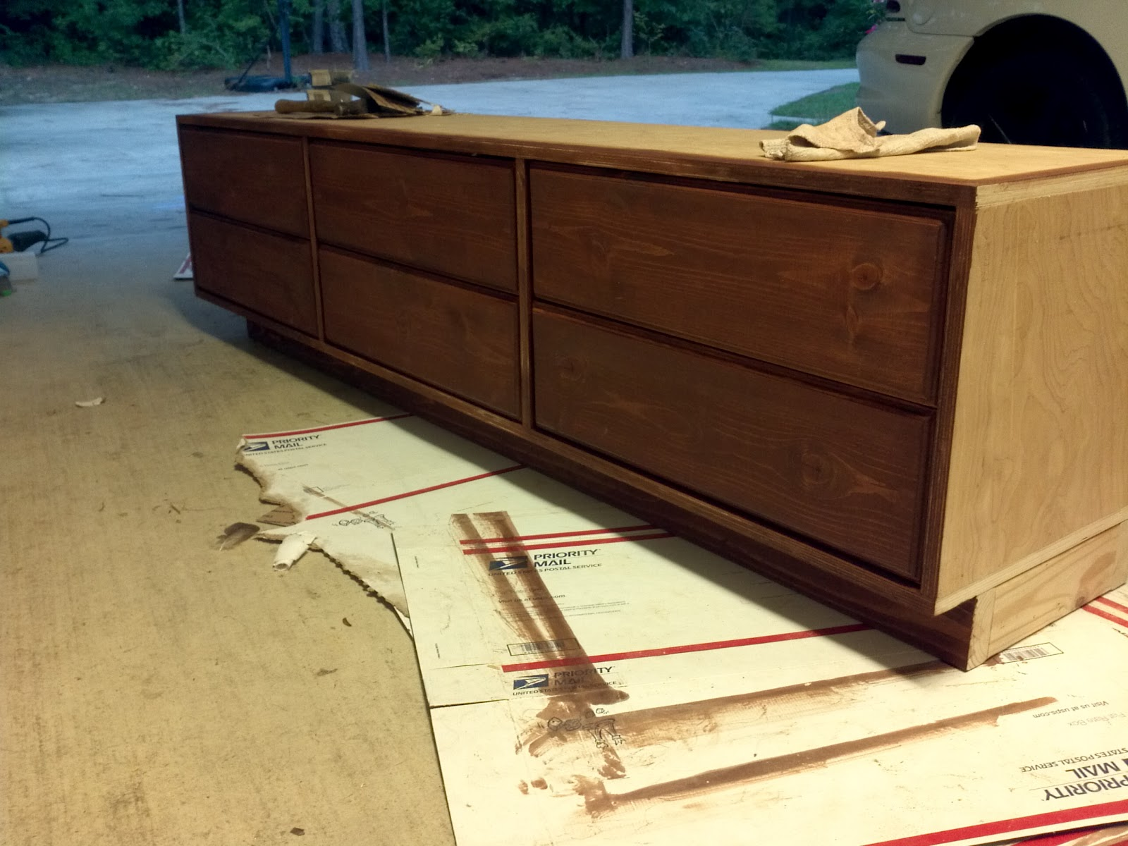 Making A Platform Bed With Storage Drawers | Search Results | DIY ...