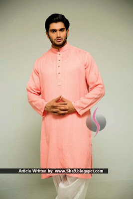 Fresh Designs of Formal Kurta for Men