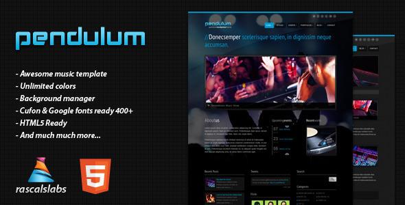 ThemeForest PENDULUM v1.4.2 Premium WordPress Theme ~ Best Free ...