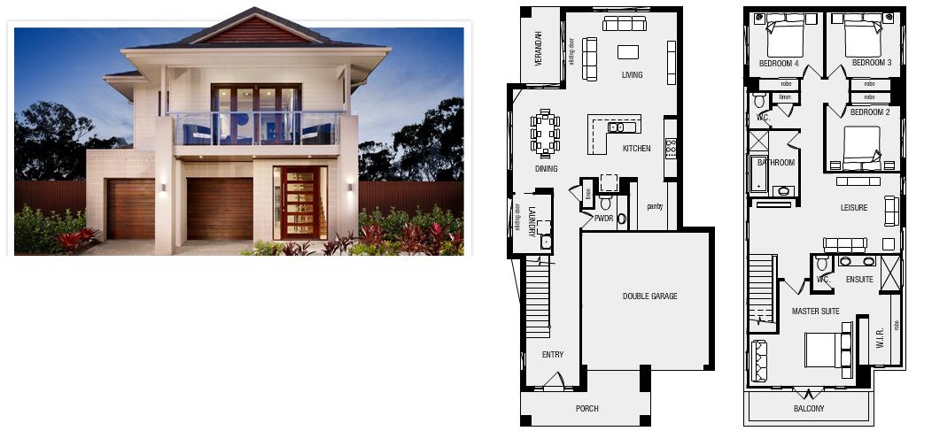 Planos casas modernas planos y fachadas de casas - Planos de casas modernas de una planta ...