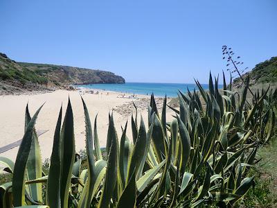 Zavial, Algarve, Portugal.