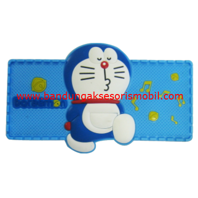 Dash Mat Doraemon Blue