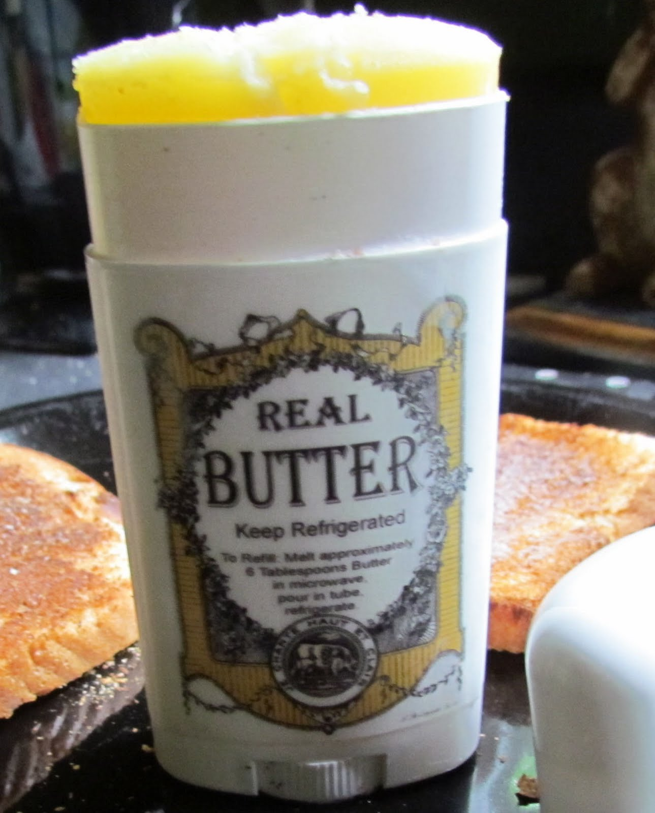 My legacy diy butter stick - Unknown uses of butter ...