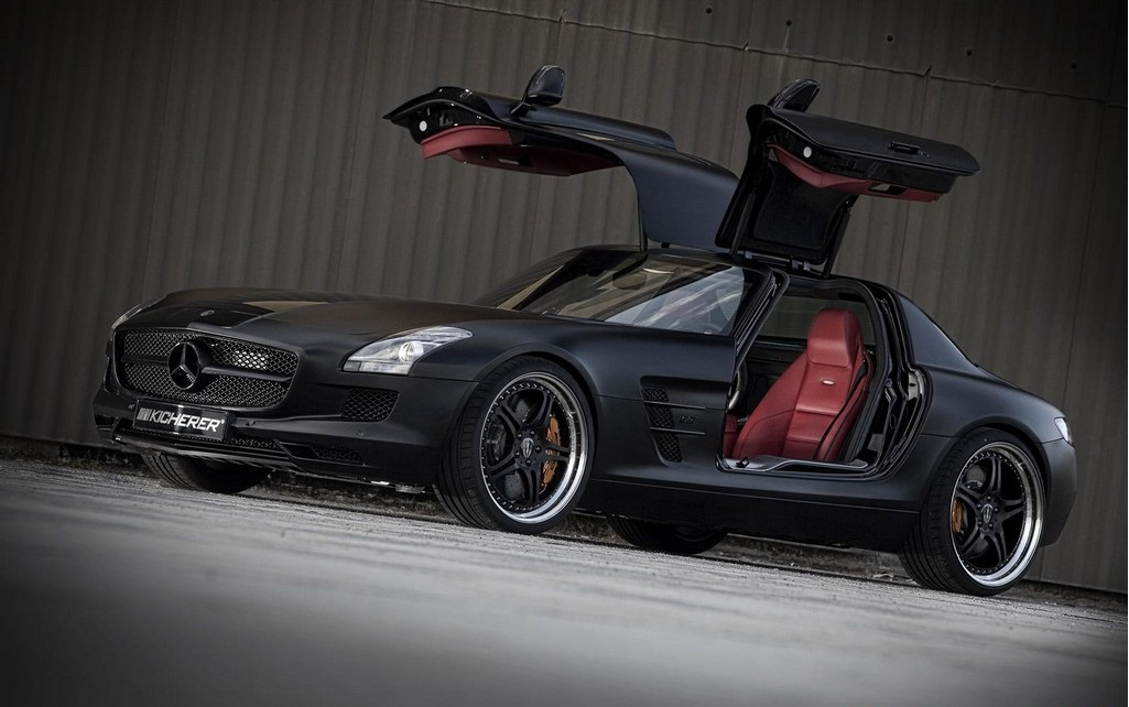 Kicherer Mercedes Benz Sls Amg Supercharged Gt