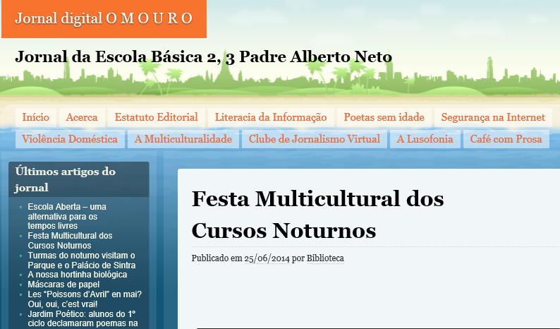 Jornal Digital O MOURO