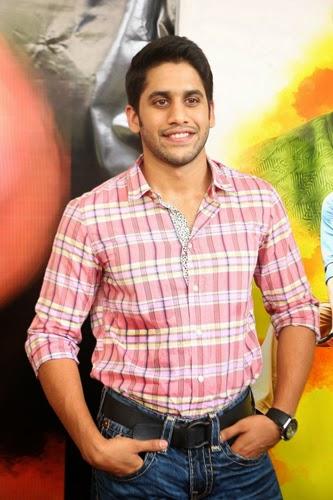 Naga Chaitanya Manam Movie Press Meet Photos