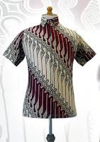 batik pria terbaru