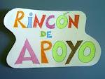 EL RINCONCITO DE APOYO DE PATRICIA