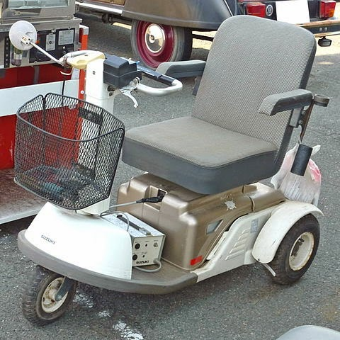 EvRider Royal 4 Mobility Scooter