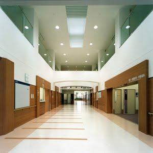 World architecture modern hospital interior design for Modern clinic design
