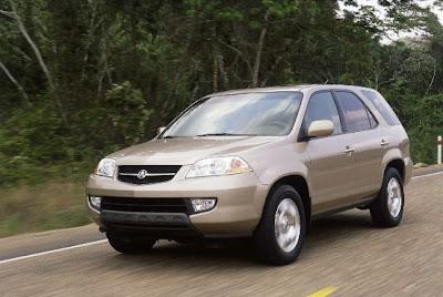 Acura MDX 2001 Best Car