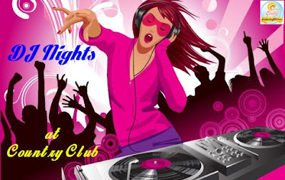 DJ Night at Country Club India, Country Vacation
