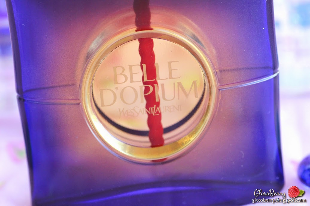 ysl belle d'opium perfume edp review scent smell בושם בל ד'אופיום איב סאן לורן