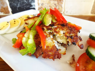 Fast Fish Cakes