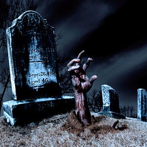 Mayat bangun dari kubur