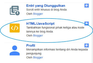 html dan javascript