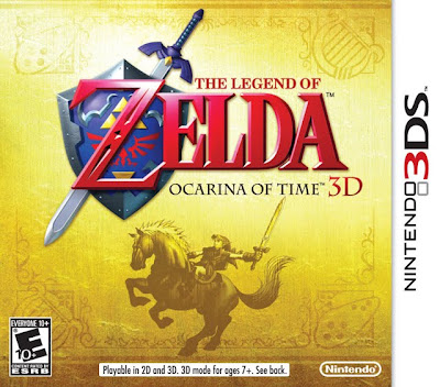 The Legend of Zelda: Ocarina of Time 3D DS