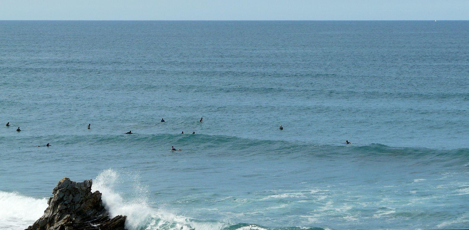 fotos surf sopela sopelana pleamar septiembre 02