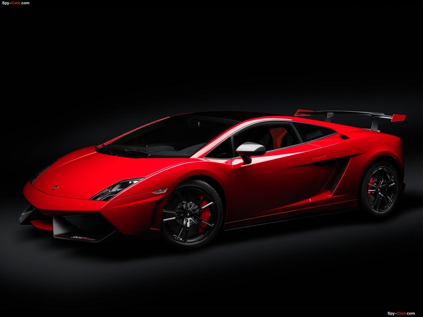 2012 Lamborghini Gallardo LP570 4 Super Trofeo Stradale