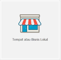 Tempat Atau bisnis lokal