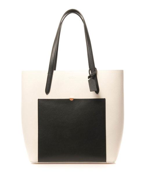 via fashionedbylove: bag of the month Smythson Panama tote bag
