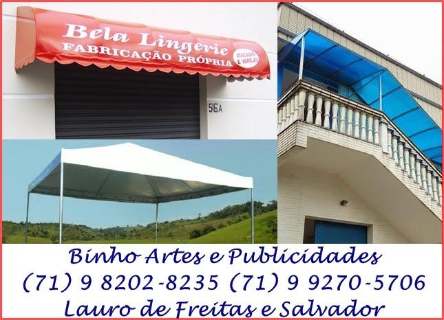 Binho Artes e Publicidades
