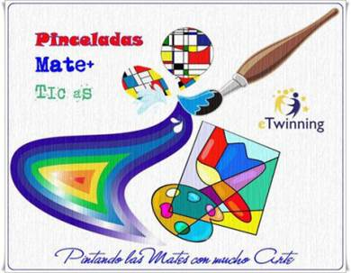 Pinceladas matemáticas con mucho arte