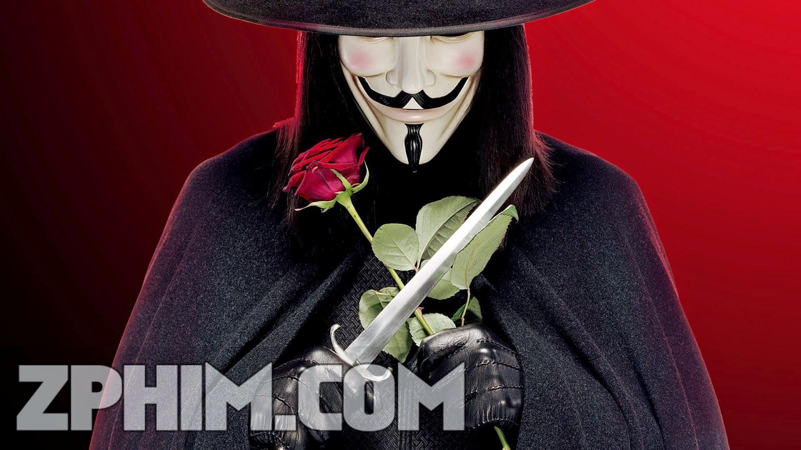 Ảnh trong phim Chiến Binh Tự Do - V For Vendetta 1