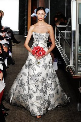 Traditional Wedding Gowns Colors2 - Wedding Dresses 2013
