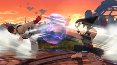 Ryu Super Smash Bros. Tekken Mii Fighter character DLC