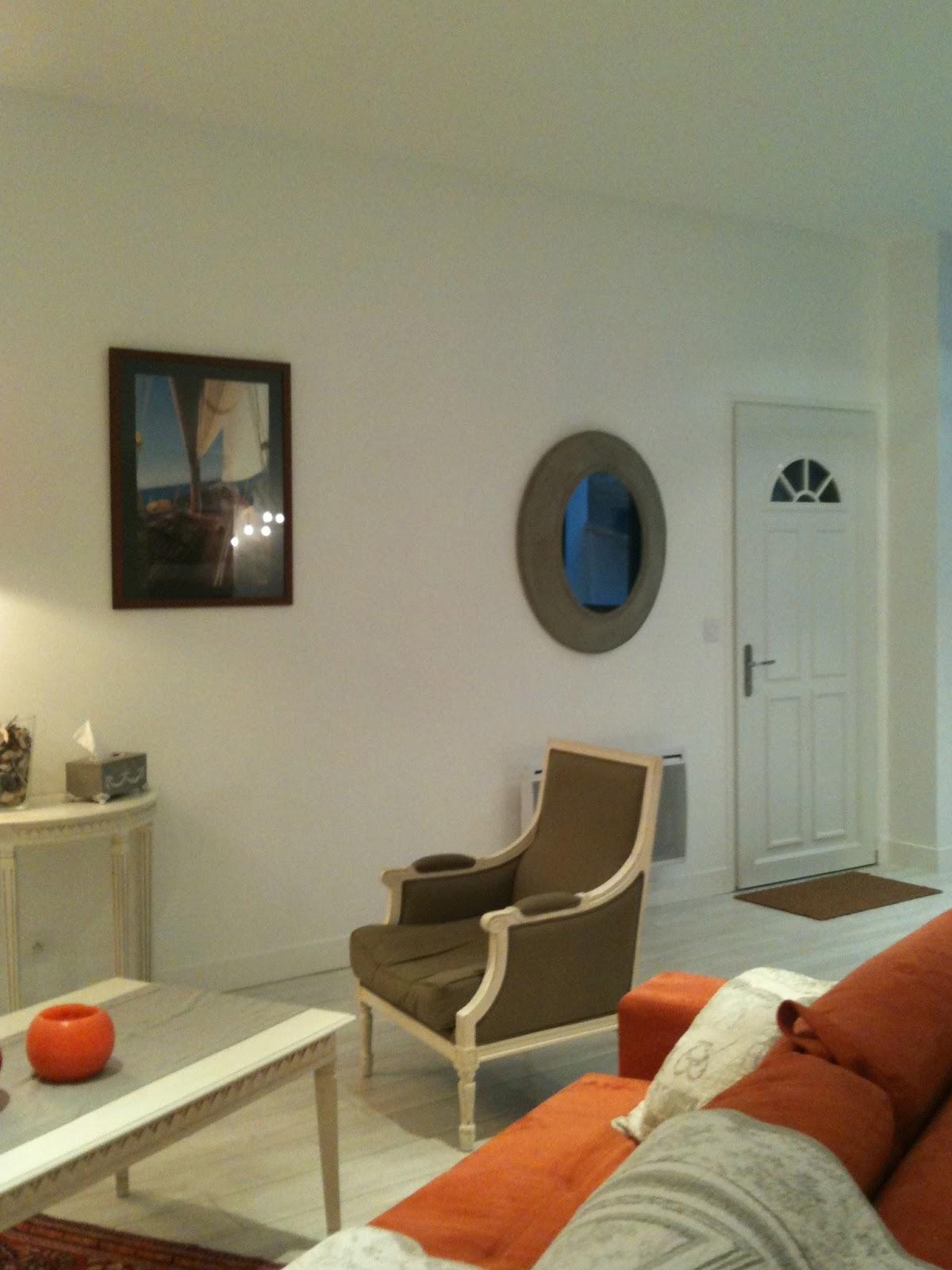 le loft d 39 honfleur la pi ce vivre. Black Bedroom Furniture Sets. Home Design Ideas