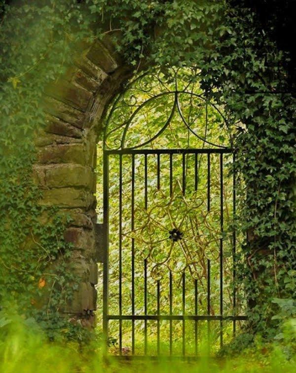Gardens And Gates. U201c