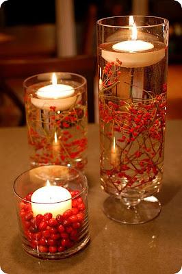 Luci natalizie con riciclo creativo bicchieri