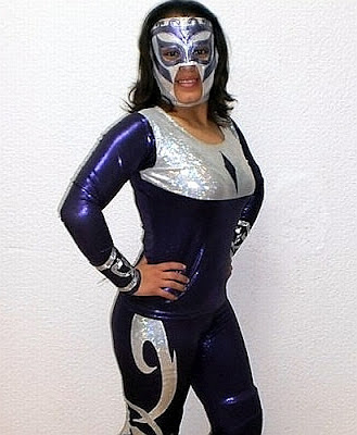 Lady Afrodita - Luchadoras