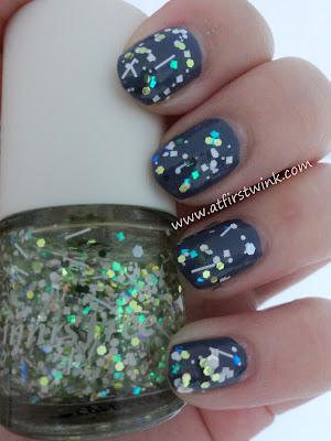 Innisfree nail polish no. 112