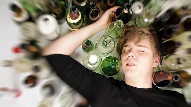 Las consecuencias de la drunkorexia