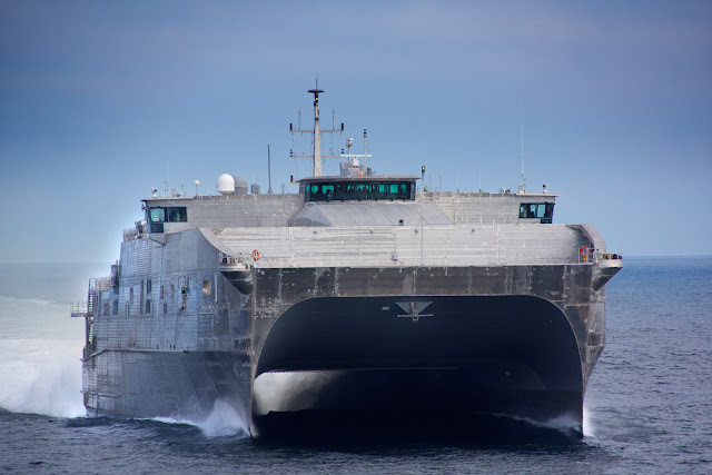 USNS Spearhead (JHSV 1)
